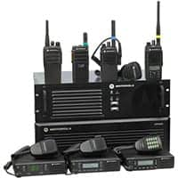 Industrial Communications and Electronics Wide Area Coverage