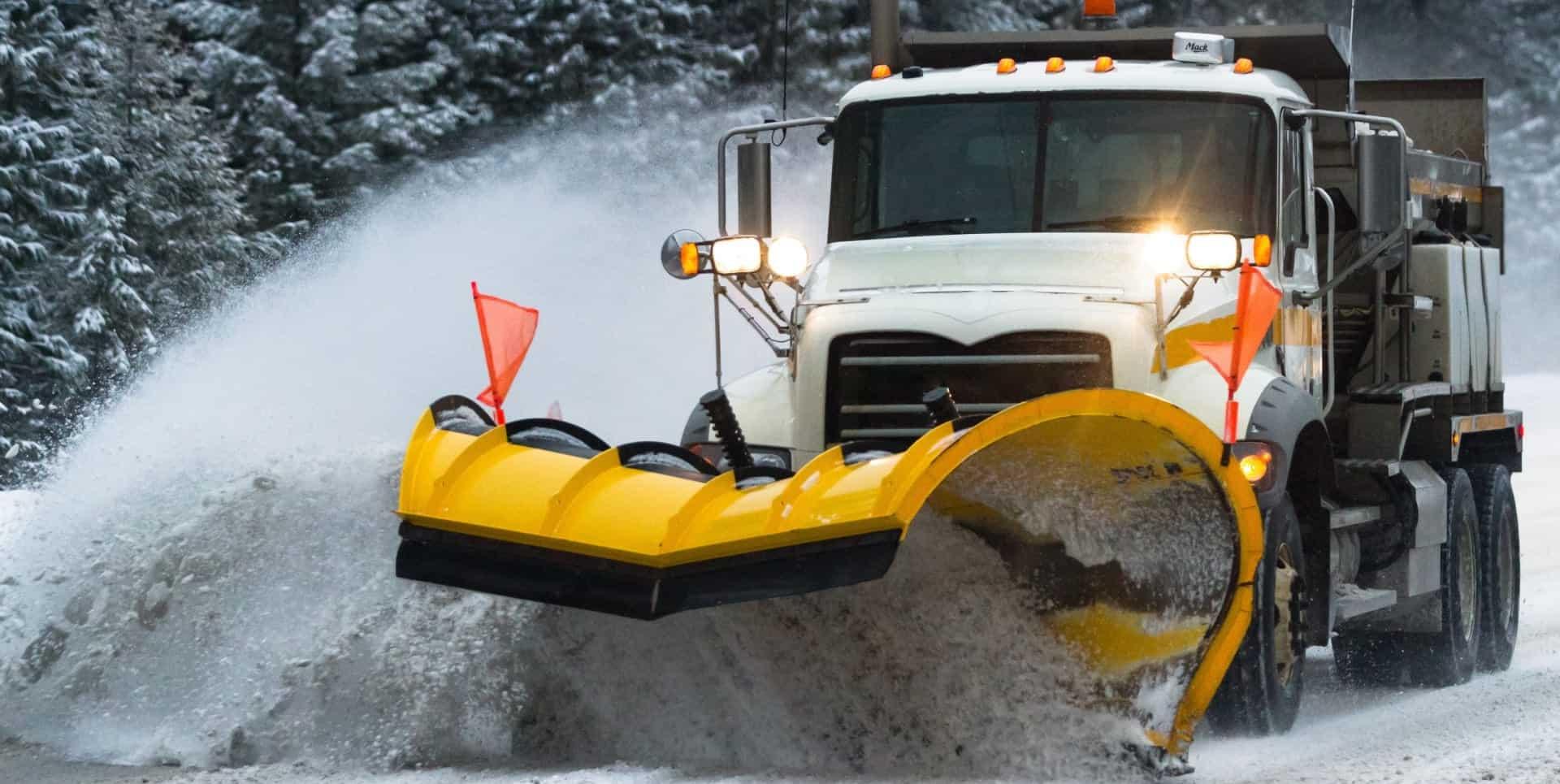 snow plow e