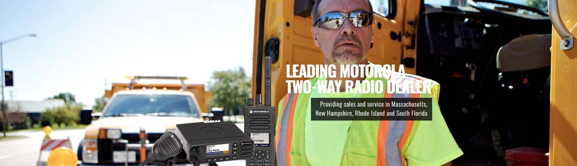 Industrial Communications Two-Way Radios